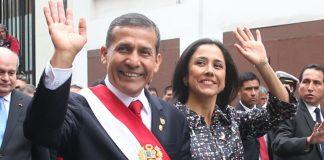 Ollanta Humala - Nadine Heredia