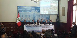 Conferencia de Prensa - Caso Accomarca