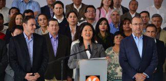 Keiko Fujimori - Fuerza Popular - Ideeleradio
