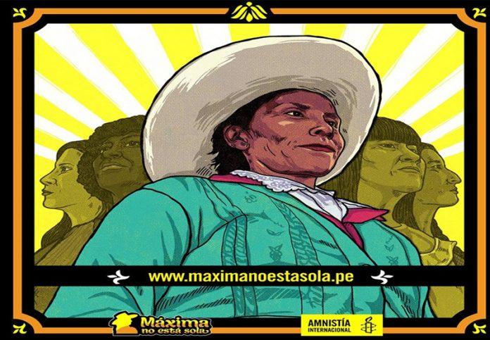 Maxima Acuña - Anmistía Internacional