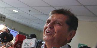 Alan García - Ideeleradio - Foto:Congreso