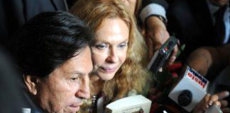 Alejandro Toledo - Eliane Karp - Ideeleradio - Foto: Congreso