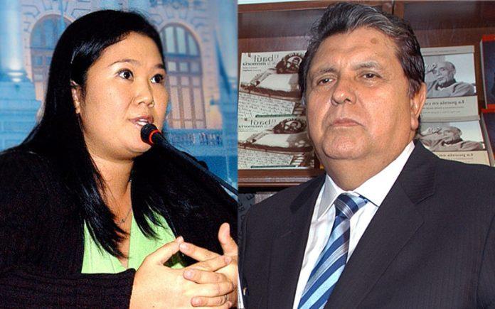 Keiko Fujimori - Alan García - Ideeleradio