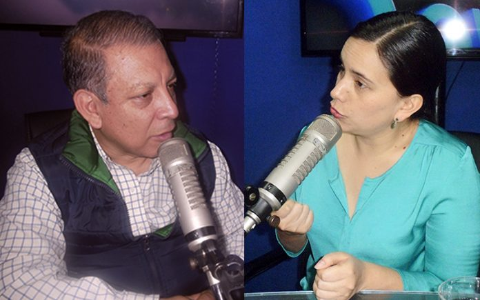 Marco Arana - Verónika Mendoza - Ideeleradio