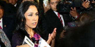 Nadine Heredia - Ideeleradio - Foto: Congreso