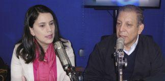 Verónika Mendoza - Marco Arana - Ideeleradio