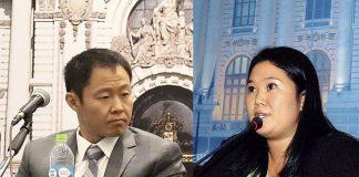 Kenji Fujimori - Keiko Fujimori - Ideeleradio - Foto- Facebook-Keiko Sofia Fujimori Higuchi
