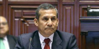 Ollanta Humala - Ideeleradio - Foto: Congreso