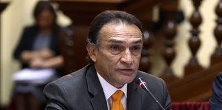 Héctor Becerril - Foto: Congreso