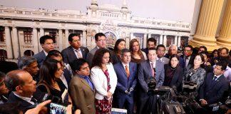 Fuerza Popular - Ideeleradio - Foto: Congreso