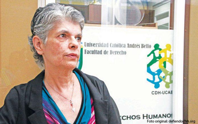Ligia Bolívar - Ideeleradio - Foto: http://www.defiendoddhh.org