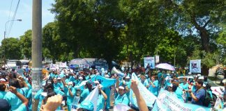 Federación de Enfermeras del Perú - Foto: Fedeminsap