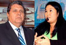 Alan García - Keiko Fujimori - Ideeleradio