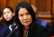 Keiko Fujimori - Foto: Congreso