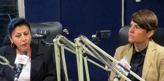 Alejandra Ballón y Ivonne Macassi - Ideeleradio