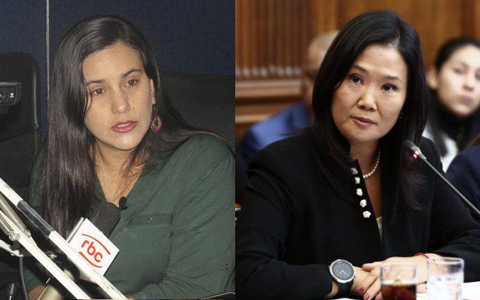 Verónika Mendoza - Keiko Fujimori - Ideeleradio
