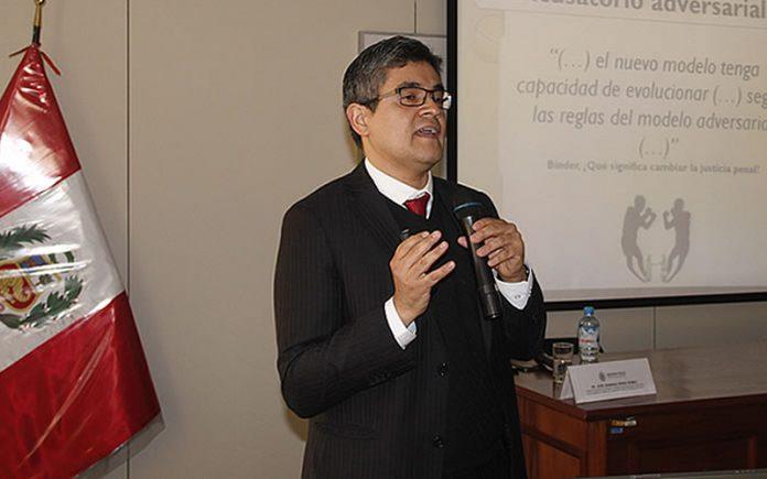 Fiscal José Domingo Pérez - Foto: Ministerio Público