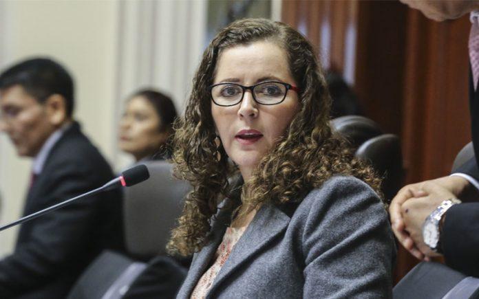 Rosa Bartra - Presidenta de la Comisión Lava Jato - Foto: Congreso