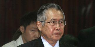 Alberto Fujimori - Ideeleradio - Foto: Poder Judicial