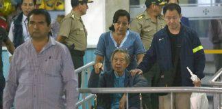 Alberto Fujimori - Fuente: Perú 21