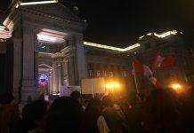 Marcha contra el indulto - Plaza San Martín - Ideeleradio