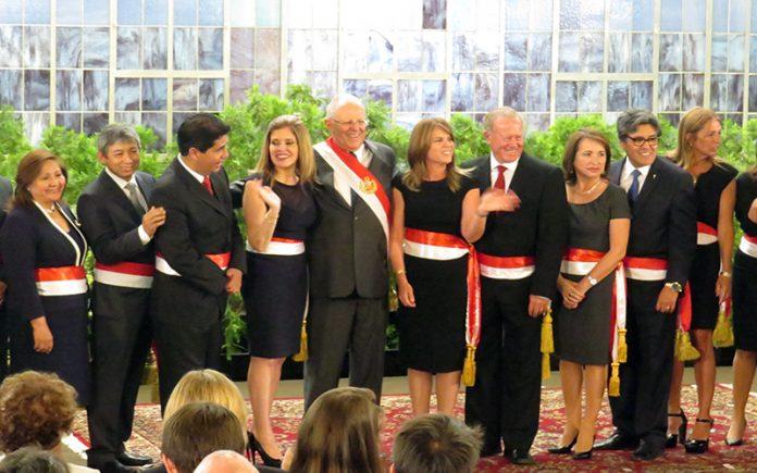 Pedro Pablo Kuczynski - Consejo de Ministros - Ideeleradio