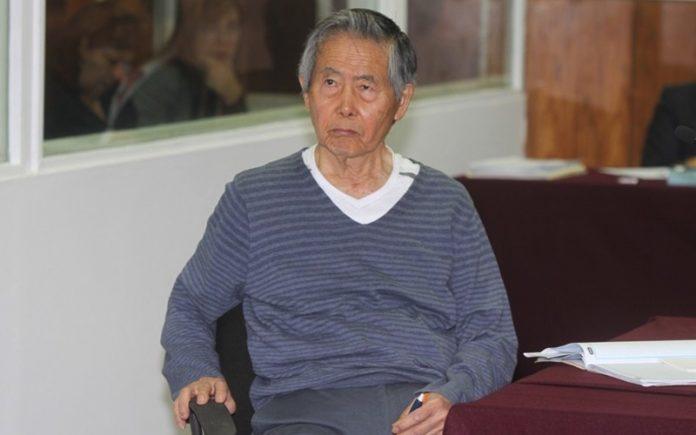 Alberto Fujimori - Foto: Poder Judicial