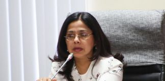 Marcela Huaita - Foto: Andina