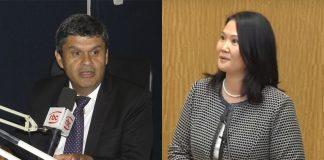 Santiago Gastañadui - Keiko Fujimori - Ideeleradio