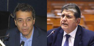 Alonso Segura - Alan García - Foto: Congreso