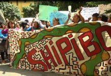 Comunidad shipibo-konibo de Cantagallo - Foto: La República