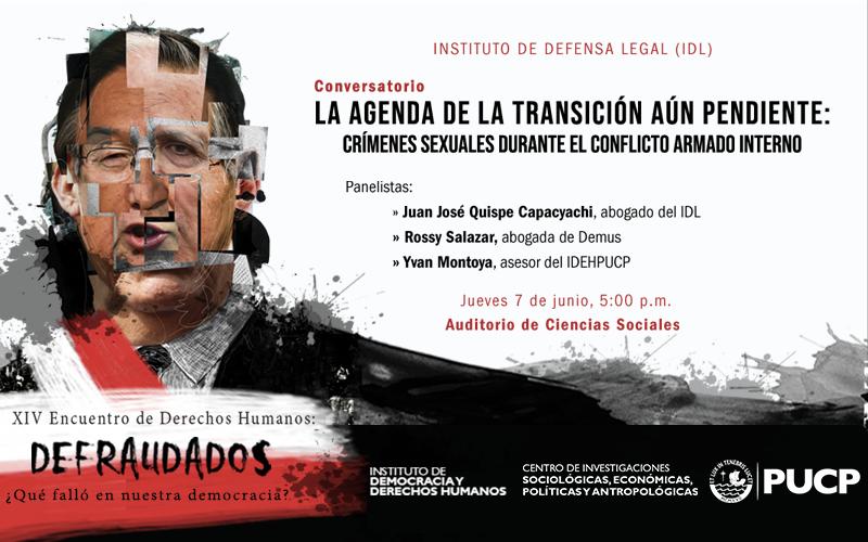 Conversatorio-La agenda de la transición aún pendiente