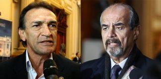 Héctor Becerril - Mauricio Mulder - Foto: Congreso