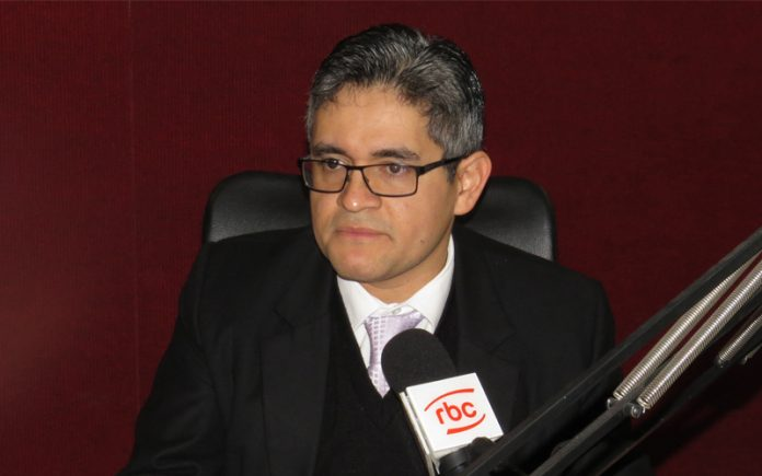 José Domingo Pérez - Ideeleradio