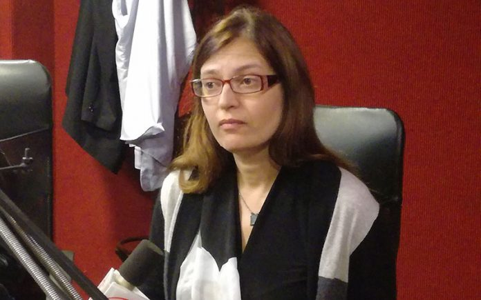 Viviana Krsticevic - Ideeleradio