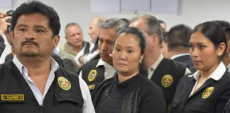 Keiko Fujimori - Foto: Poder Judicial
