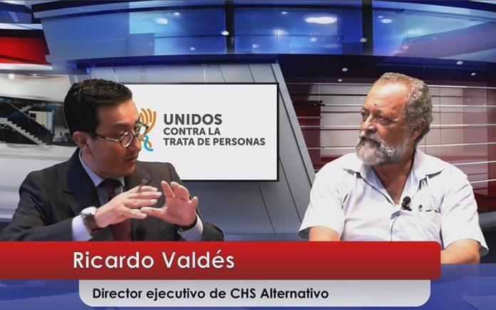Ricardo Valdés - Ideeleradio - El Perú no trata