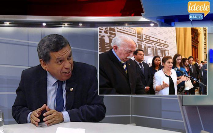 Hernando Cevallos - Bancada de Fuerza Popular (Foto: Congreso)