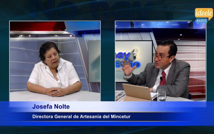 Josefa Nolte - Mincetur