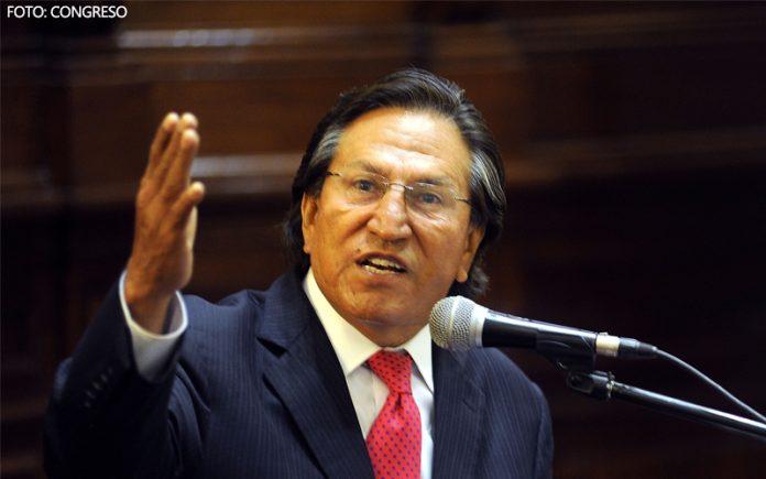 Alejandro Toledo - Foto: Congreso