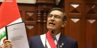 Martín Vizcarra - Foto: Andina