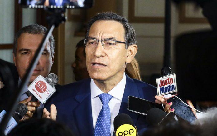 Martín Vizcarra - Foto: Congreso
