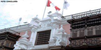 Palacio de Torre Tagle - Foto: Cancillería