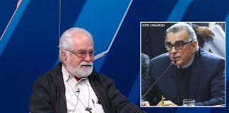 Gastón Garatea - Pedro Olaechea - Foto: Congreso