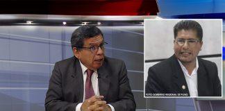Hernando Cevallos - Walter Aduviri - Ideeleradio