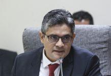 José Domingo Pérez - Foto: Congreso