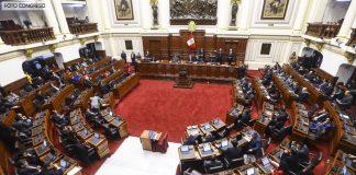 Pleno del Congreso - Foto: Parlamento