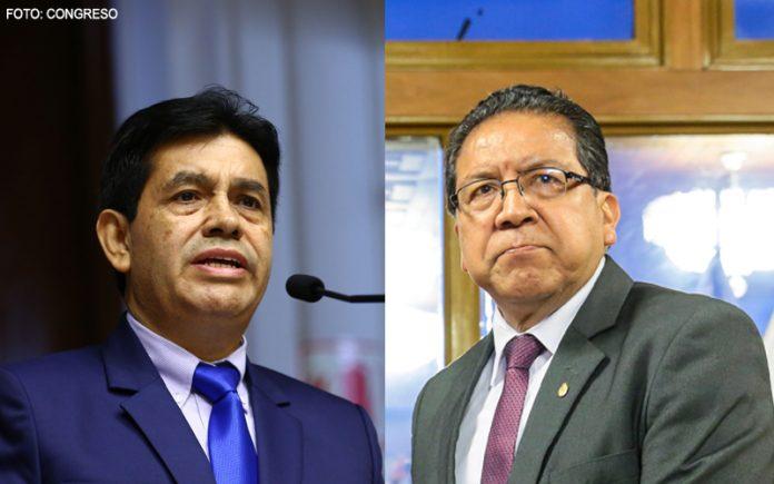 Tomás Gálvez - Pablo Sánchez - Foto: Congreso