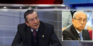 Víctor Cubas Villanueva - Pedro Chávarry - Foto: Congreso