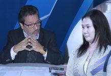 Antonio Maldonado - Keiko Fujimori ( Foto:Congreso)